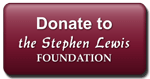 Graphic - Donations, Stephen Lewis Foundation